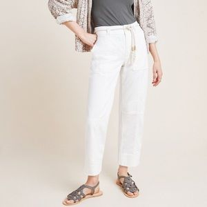 Anthropologie Plus Cropped Pants - size 22W
